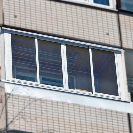 Остекление лоджий и балконов 3 метра цены в москве.