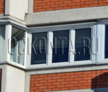 Остекление балконов сапожок п 44 цены в москве.